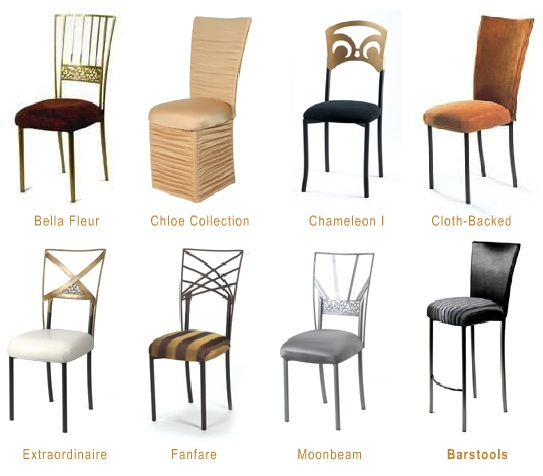 Chameleon Chairs Launched In 2005 At The Prestigious Academy Awards Governors Ball And Since Then They Ve Expanded Their Line To Include Tons Of