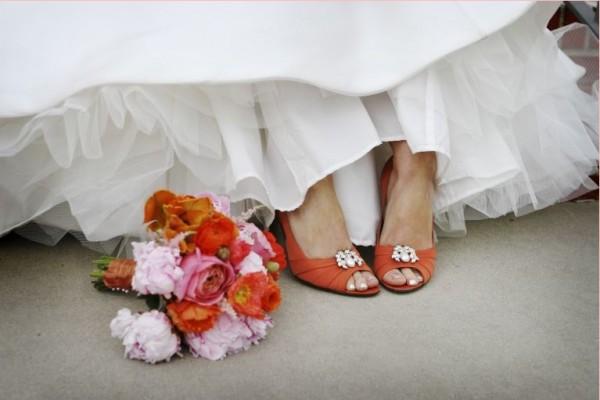 Real Wedding: Angelina & Jeff