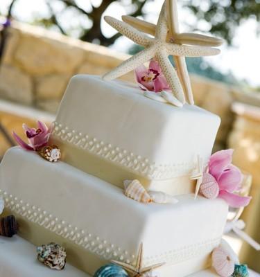 Real Wedding: Beach Inspired