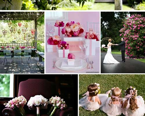 Inspiration Board #2: Garden Wedding