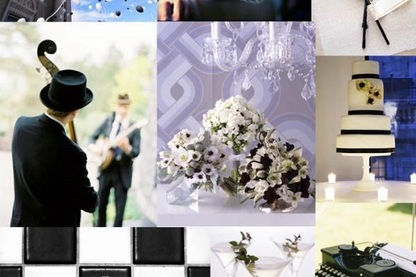 Inspiration Board #6: Classic Black & White