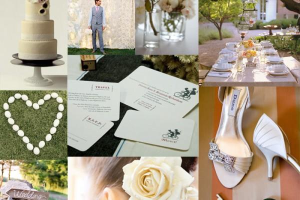 Inspiration Board #8: Farm Elegance Wedding