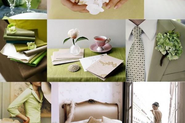Inspiration Board #18: Sage & White