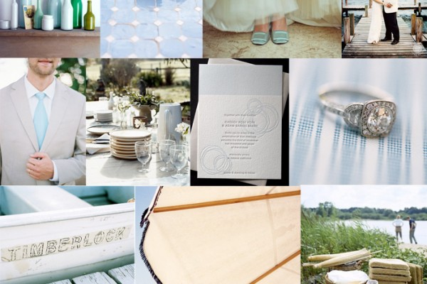 Inspiration Board #24: On the Lake