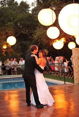 Real Ojai Wedding- Part Two