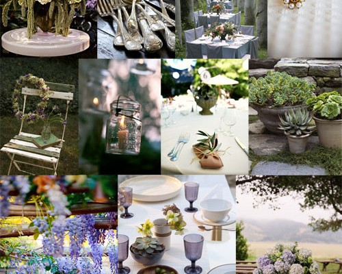 Inspiration Board #29: Garden Party
