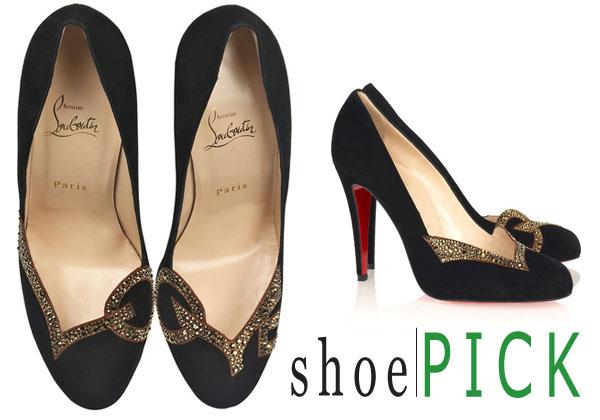 Loubiton Brown Shoes