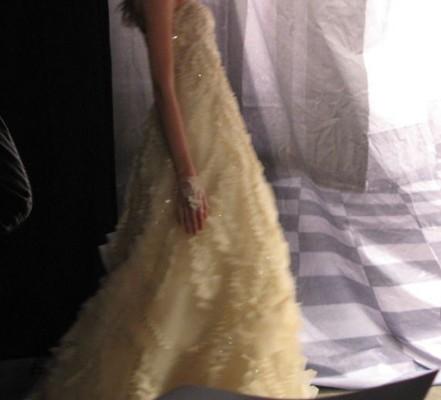 Monique Lhuillier Fall 2010
