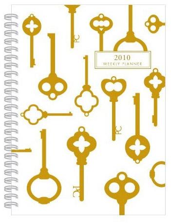gold key_planner