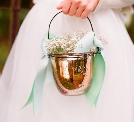Anthropologie Wedding- The Details