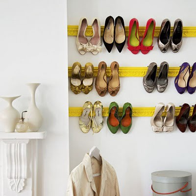 A Place to lay your Shoes