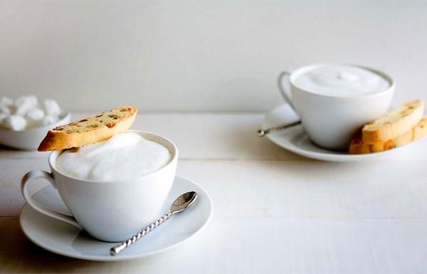 Cappuccino + A Quiet Weekend
