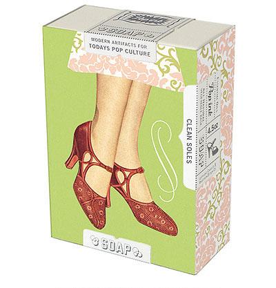 clean soles soap