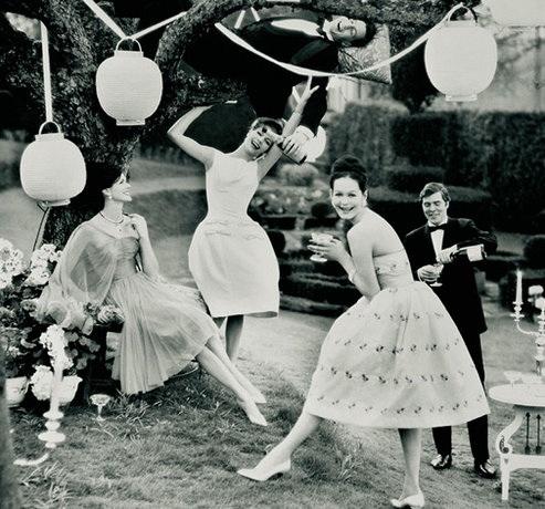 Henry Clarke_party_girls