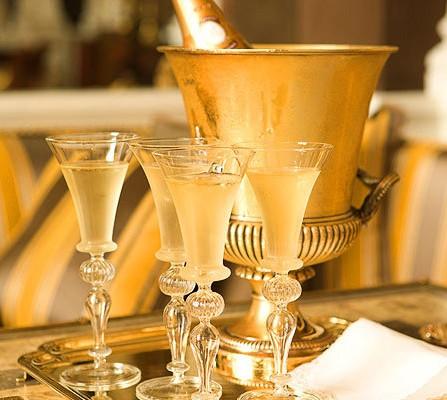 Champagne + Oscar Weekend
