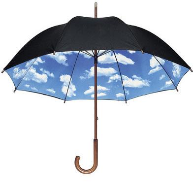 m&co sky umbrella