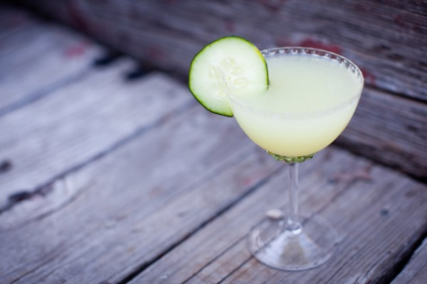 On The Rocks: Cucumber Cooler