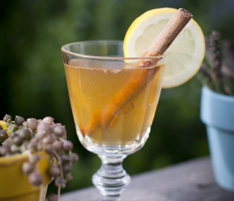 On The Rocks: Hot Apple Toddy
