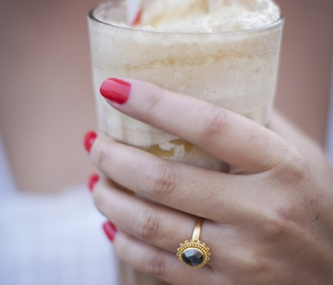On The Rocks: Spiked Root Beer Float