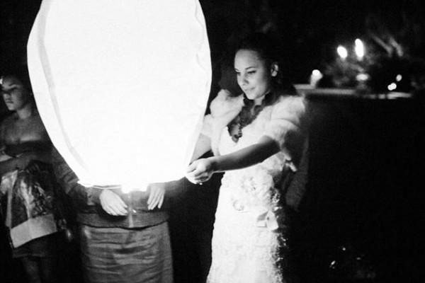 Real Wedding: Heirloom Garden, Part Two