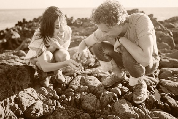 Engagement: Love by the Shore