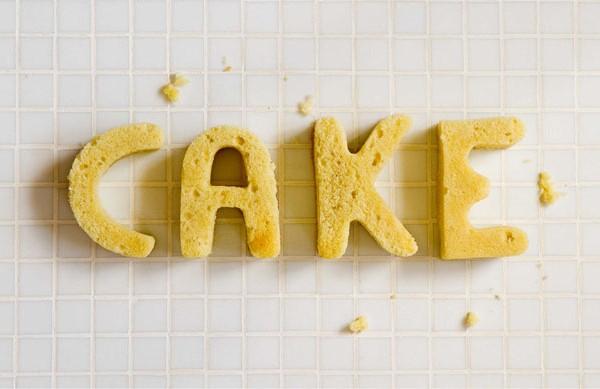 Let's Eat Cake + Weekend Links