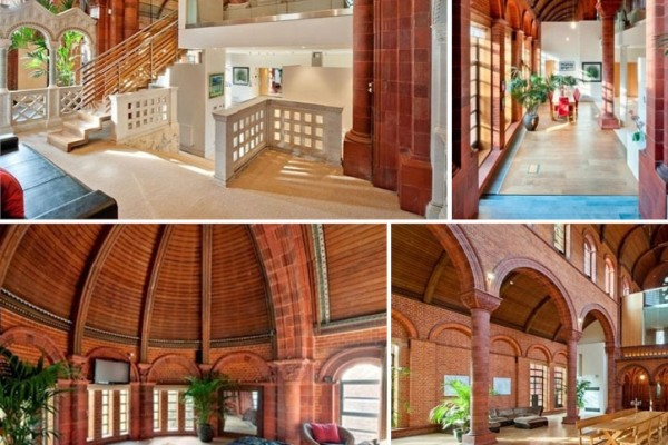 Home Style: Romanesque