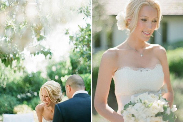 Real Wedding: Santa Barbara Style at San Ysidro Ranch