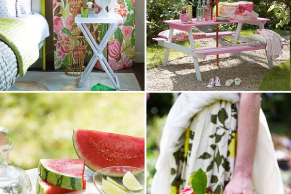 Inspiration Board #60: Watermelon Splash
