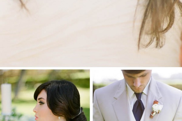 Wedding Editorial: Equestrian Elegance