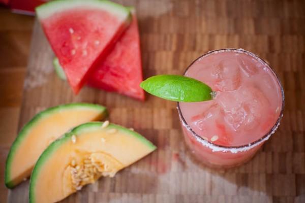 On the Rocks: Salted Melon Margarita