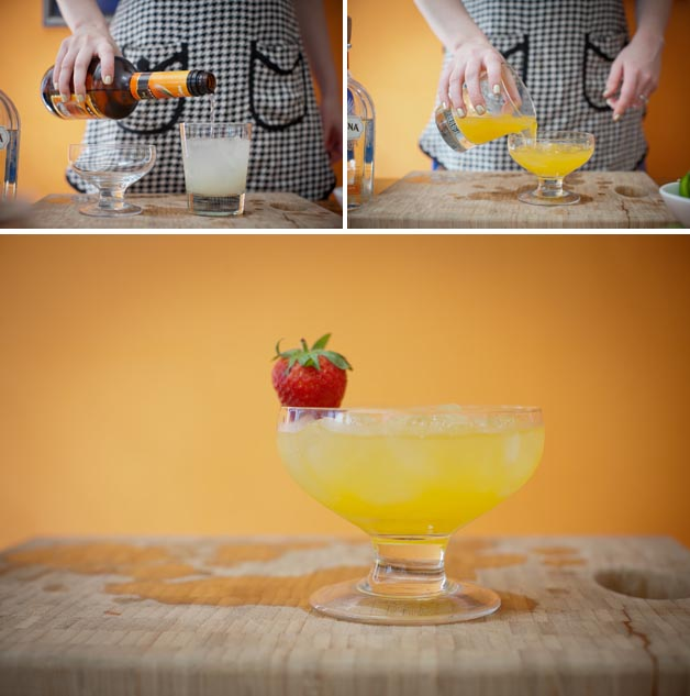 cocktail recipes with peach