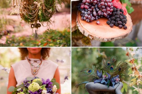 Editorial: Fairy Wedding Inspiration