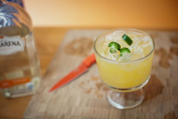 On the Rocks: Mango Mumbo