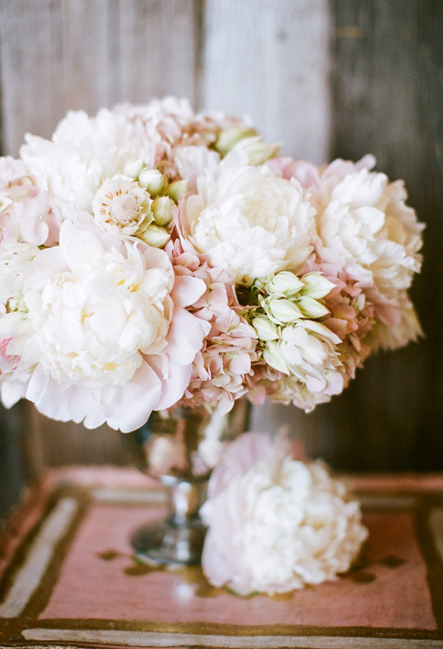 Flower chic pink peonies mercury glass los angeles prop stylist who mightylinksfo