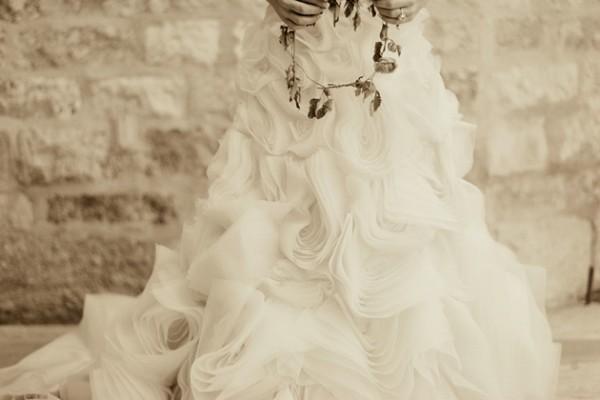 Bridal Style: Bohemian Elegance