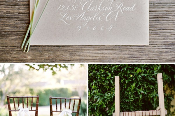 Real Wedding: Peonies & Love at San Ysidro Ranch