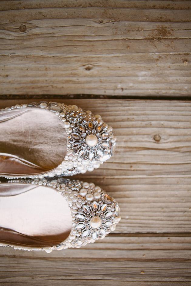 wedding day flats   Kelly Oshiro