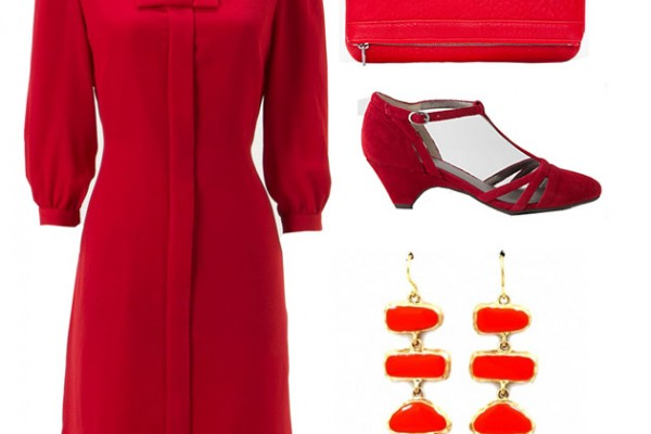Let's Shop: Ravishing Red