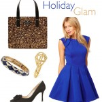blue-holiday-cocktail-dresses