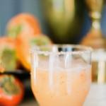 persimmon-margarita