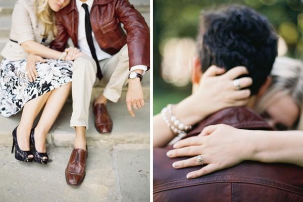 Engagement: Love in the Sunken Gardens