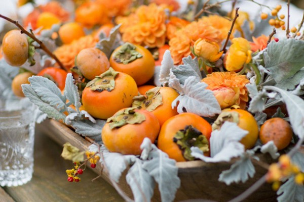 How to Arrange a Thanksgiving Centerpiece