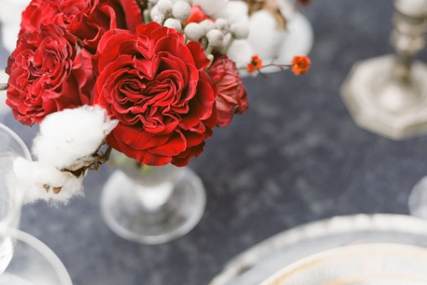 Entertaining: Elegant Holiday Table