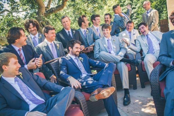Real Wedding: Santa Barbara Secret Garden Estate Wedding by Tricia Fountaine