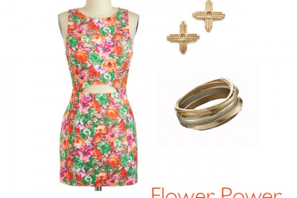 Let's Shop: Flower Power