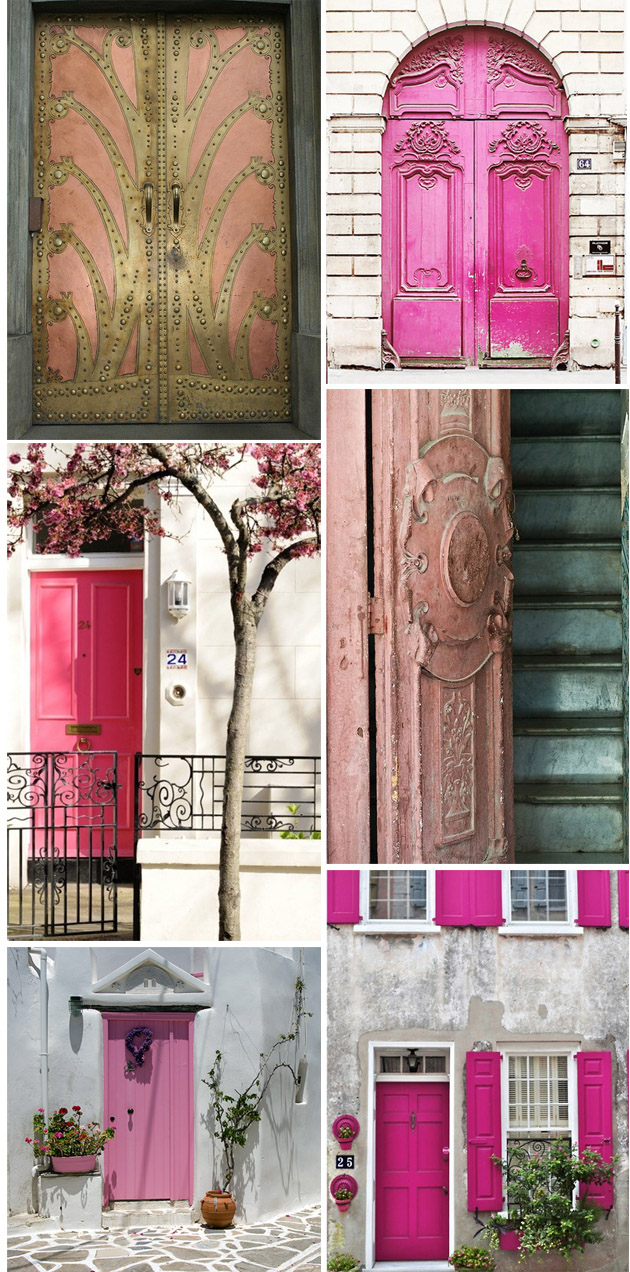 How ... & pink door | Kelly Oshiro