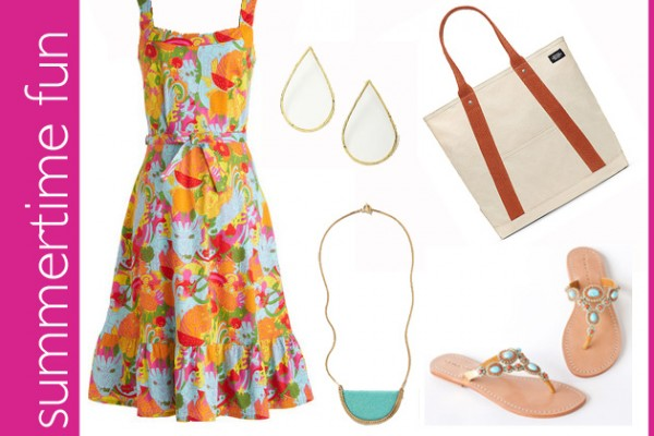 Let's Shop: Summertime Fun