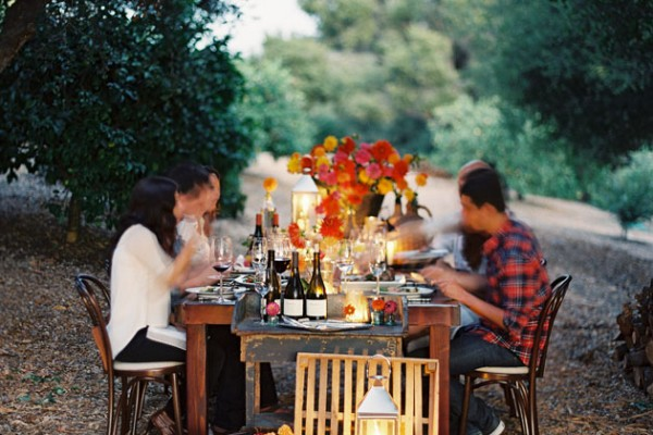Entertaining: Farm to Table Summer Dinner