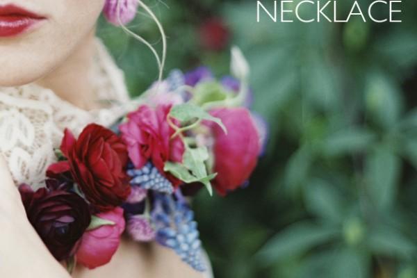 Flower Chic: Make a Flower Necklace